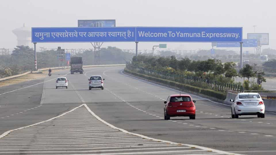 Image result for yamuna expressway